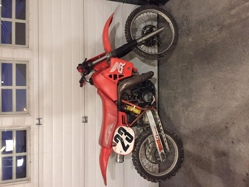 Wanted: BUYING ALL DIRTBIKES