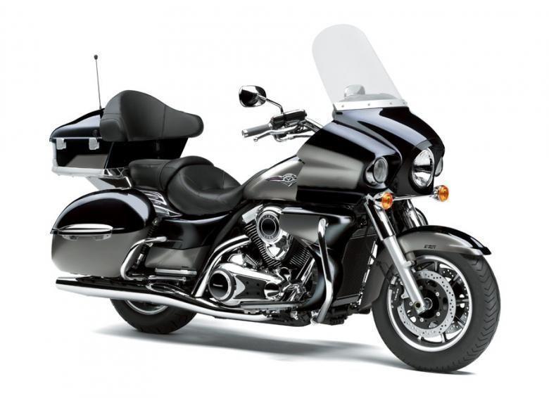 2016 Kawasaki VULCAN 1700 VOYAGER ABS