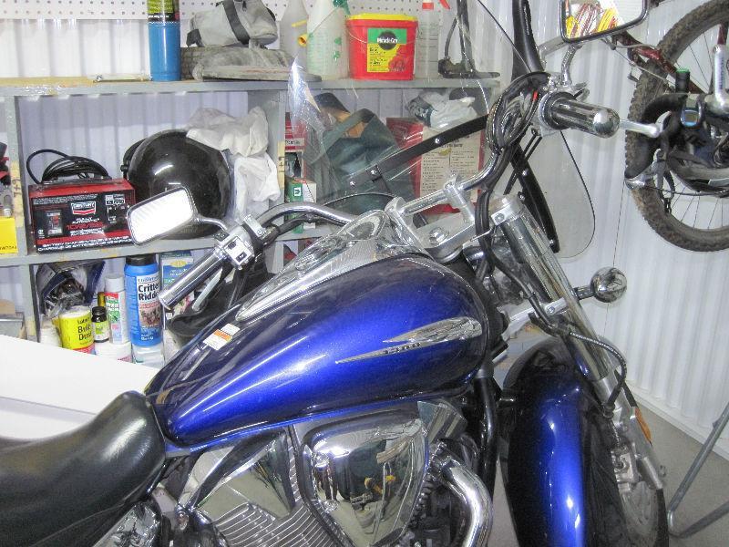 2003 Moto Honda VTX 1300