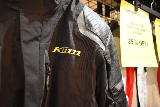 ONLY 1 LEFT - THE KLIM APEX MOTORCYCLE RIDING JACKET!