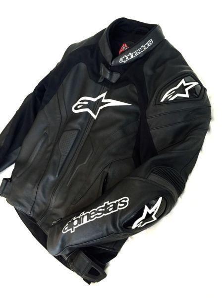 FS or FT 2015 Alpinestars GP Pro Leather Jacket