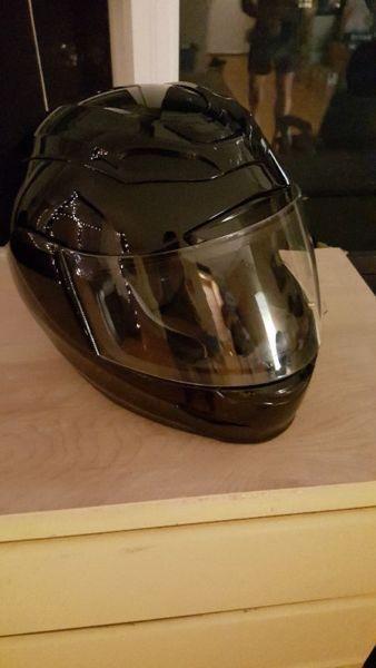 Icon riding helmet $150