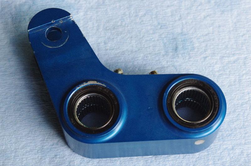 suspension YZ125/250-250F enduro-sentier 'ECHANGE'
