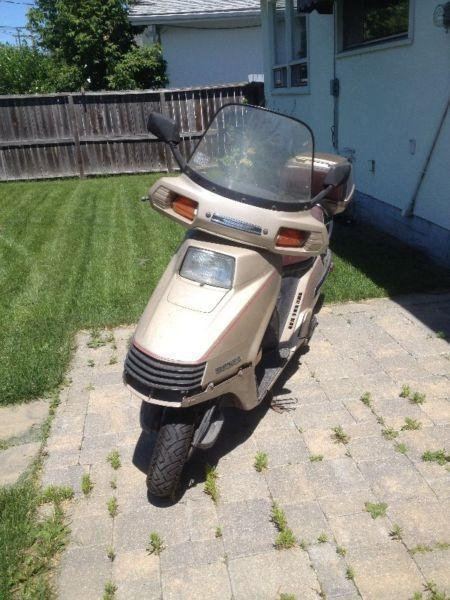 Honda elite 250 for sale
