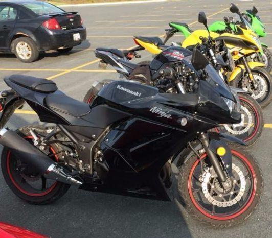 2011 Kawasaki Ninja 250 For Sale!