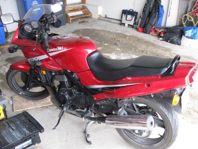 Great Bike for Sale 2006 Ninja 500R