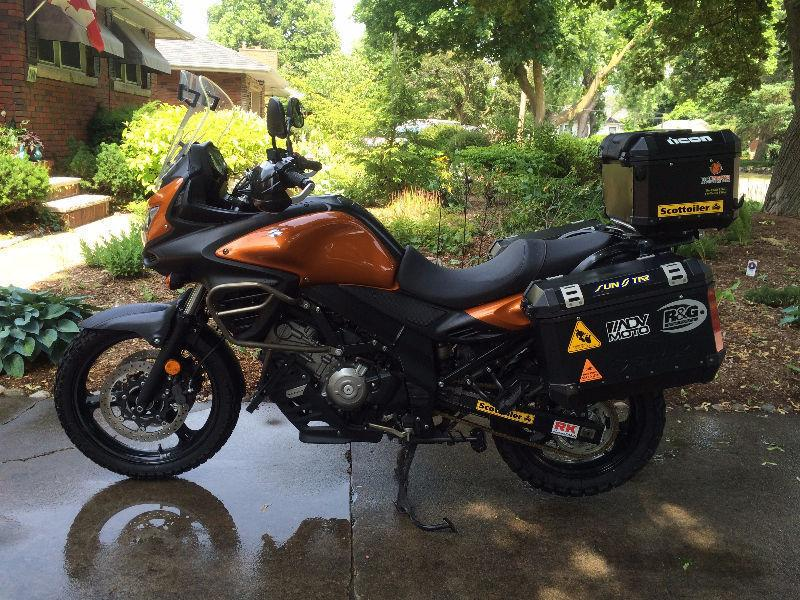 V-STROM - READY FOR AN ADVENTURE?