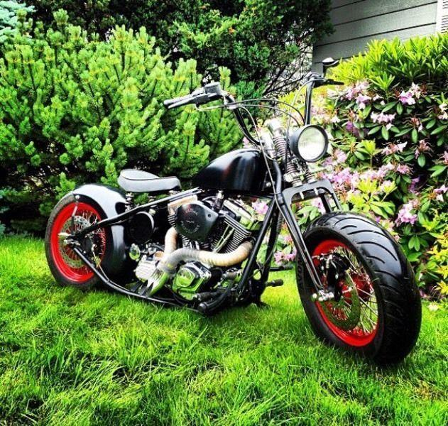1900cc custom bobber