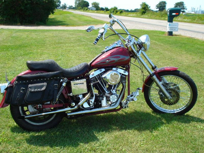 Shovelhead/Chopper