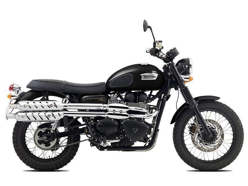 2016 Triumph Select Model