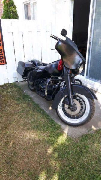 1983 Harley Davidson Project
