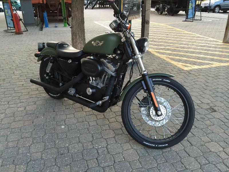2003 Harley Davidson Sportster 100th Anniversary Edition