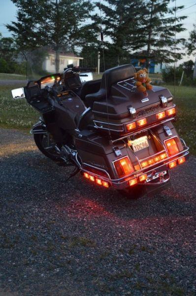 Moto 1986 suzuki cavalcade