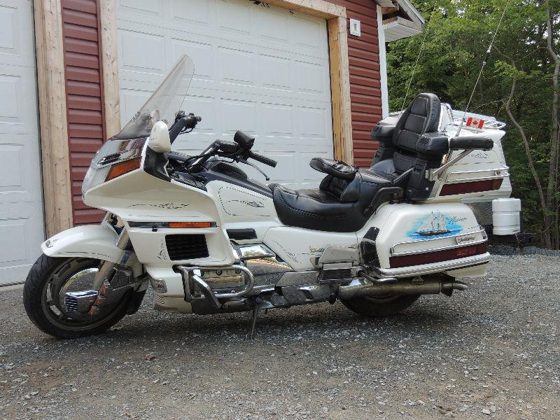 95 20th anniversary goldwing