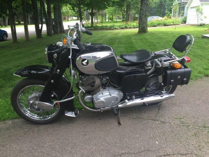 Vintage 1964 or 1965 Honda Dream Touring for Trade