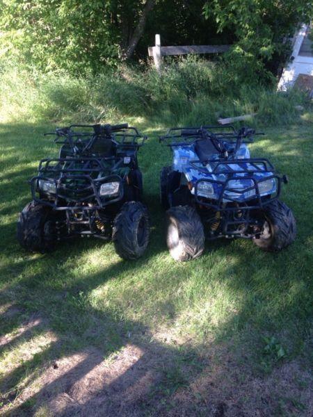 Used quads
