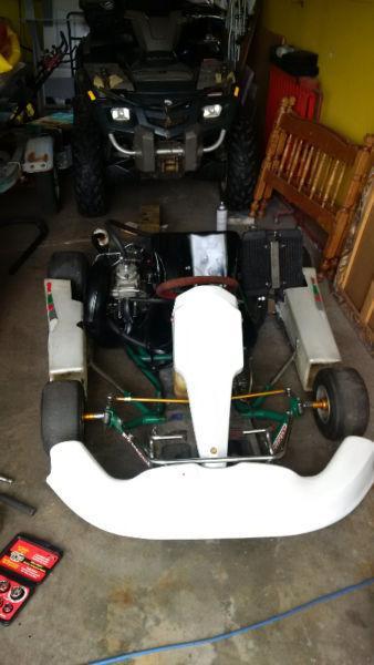 Tony Kart - Brick7 Motorcycle
