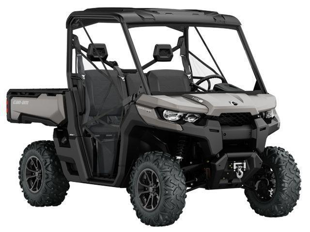 2016 Can Am Defender XT HD10