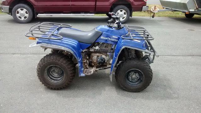 2004 250 Yamaha Bear Tracker