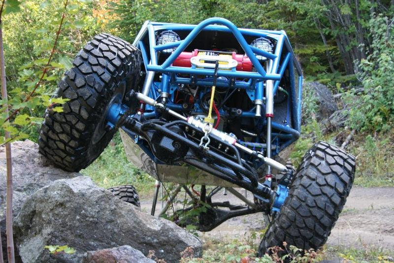 Toyota Tube Frame 4x4 Rock Crawler Buggy!!
