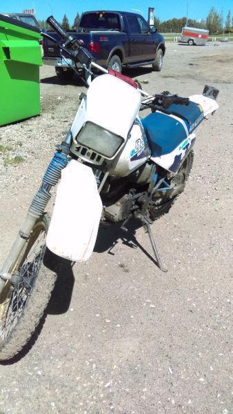 DR Suzuki Dirt Bike For Sale