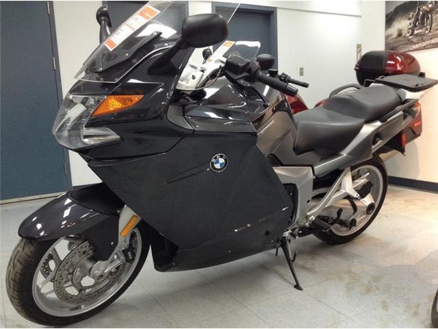 2008 BMW K1200GT