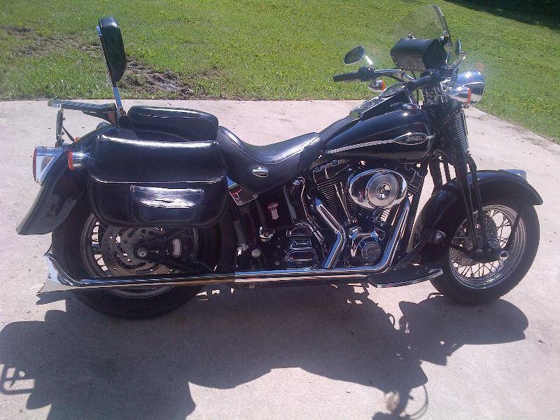 Harley Davidson Springer Classic