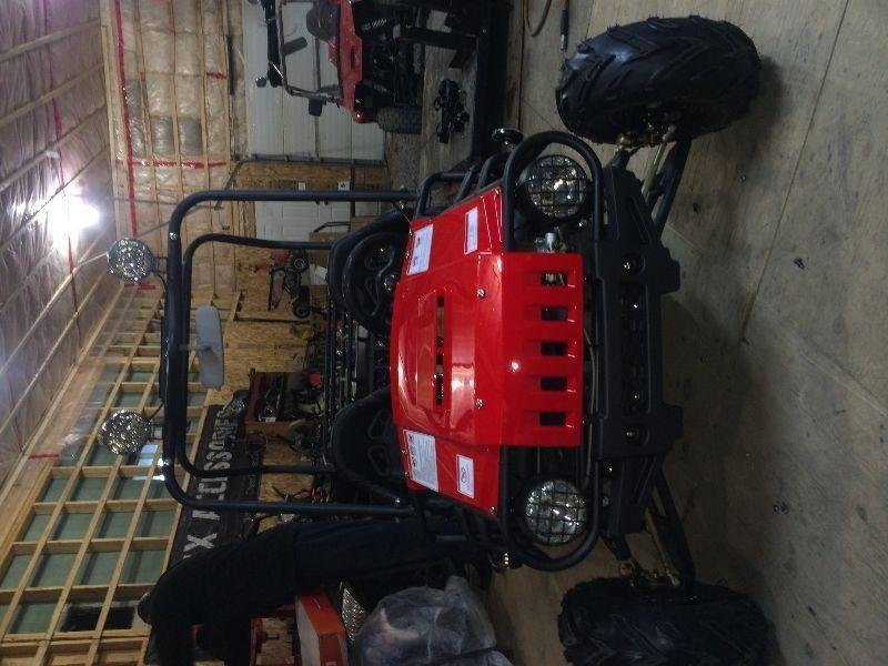 dune buggy atk 125 cc (les pros de la boue)