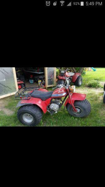 Honda 200 Trike