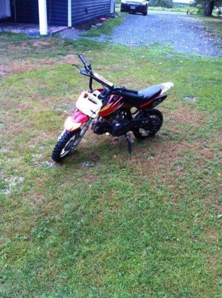 Gio dirt bike 50cc
