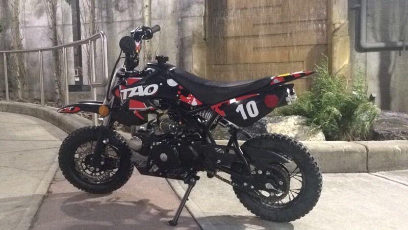 2015 110cc Tao Tao Mini Dirt Bike/Pocket bike
