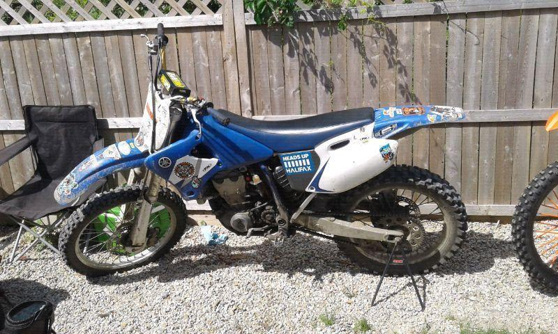 2003 YZ 426 F up for trades for 2 stroke