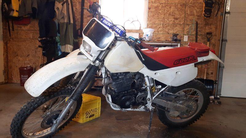 99 Honda xr600