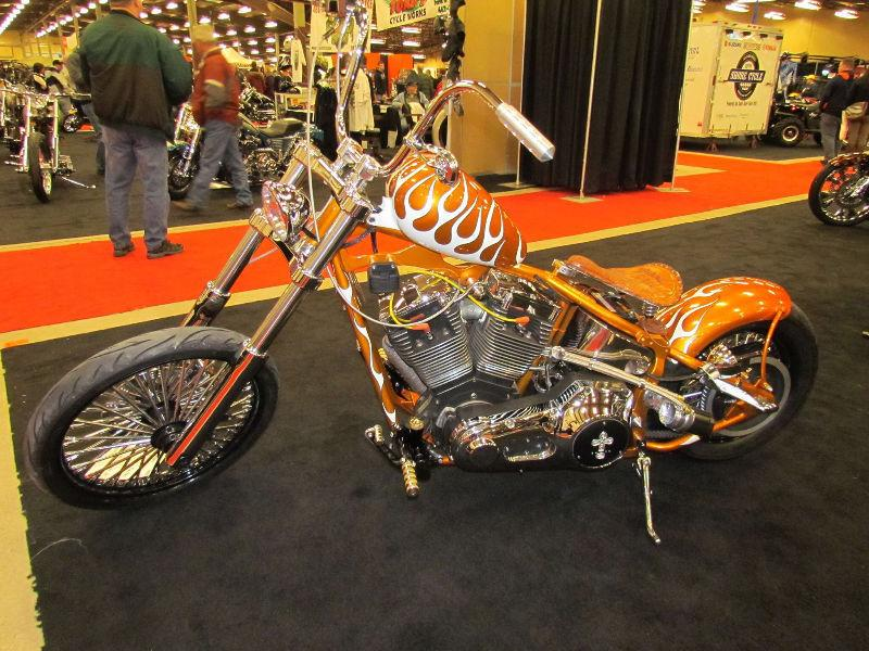 Custom built 2012 soft tail... $30,000 OBO