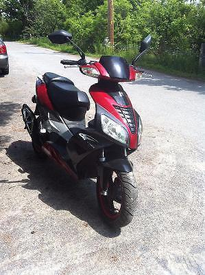 Like-New 50cc Scooter (LSM) Works perfectly, Great price!