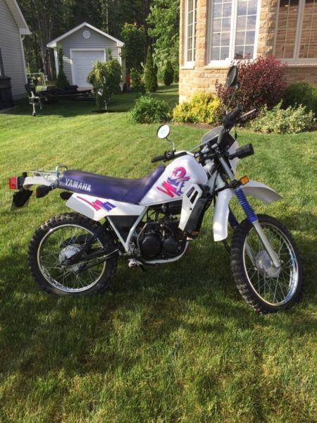 For sale or Trade- Yamaha Dt 50cc - street & trail