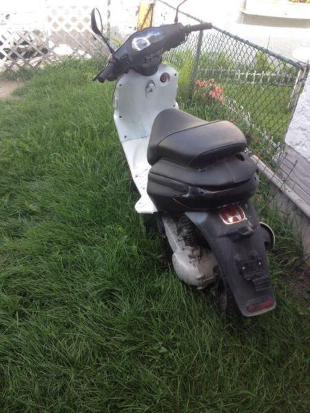 Moped, scooter derbi Atlantis 110cc