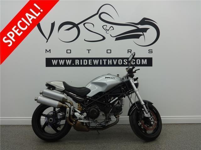 2007 Ducati Monster S2R - V2030 - Financing Available**