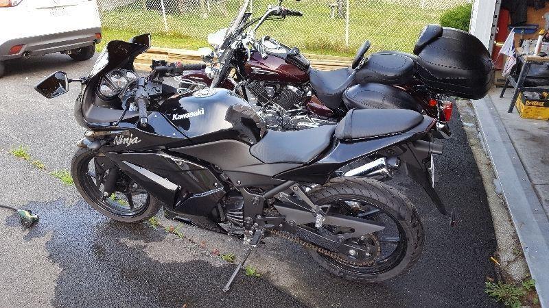 250R Ninja