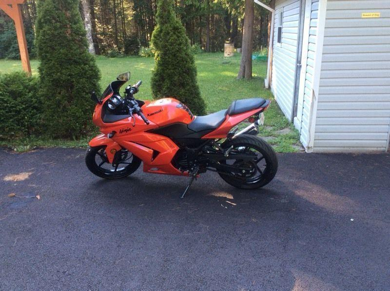 2009 Ninja 250 FOR SALE!!