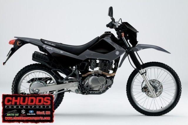2016 Suzuki DR200S