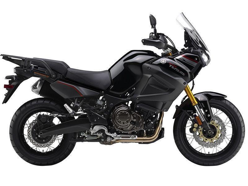 Yamaha dual sport 1200 brick7 motorcycle for Yamaha dual sports
