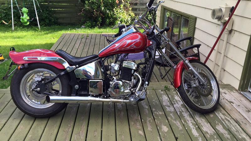 Johnny Pag Sale - Brick7 Motorcycle