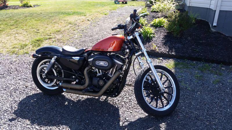**MUST GO MAKE AN OFFER**2007 Harley Davidson sportster 1200