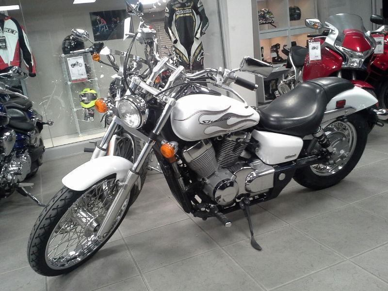 2009 Honda Shadow Spirit VT750C