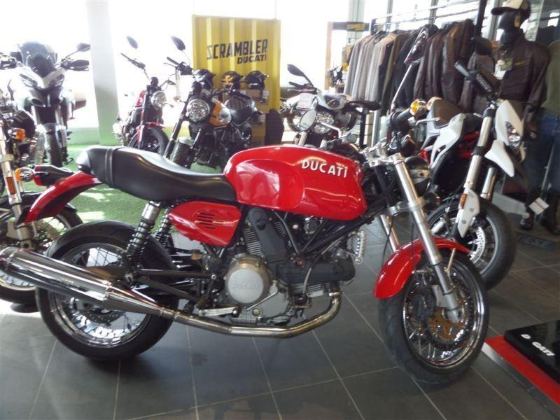 2007 Ducati SportClassic