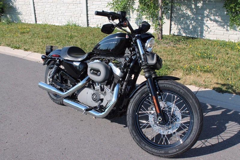2009 Harley-Davidson® XL 1200N - Sportster® 1200 Nightster