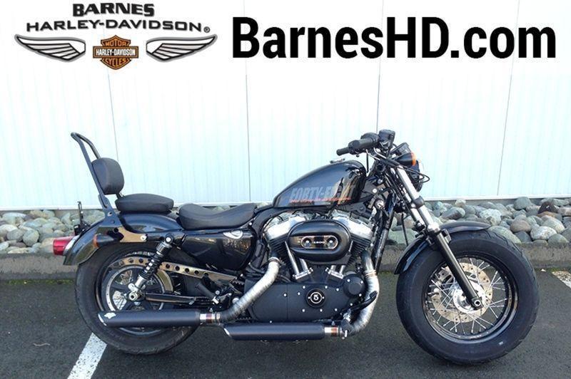 2012 Harley-Davidson XL1200X - Sportster Forty-Eight