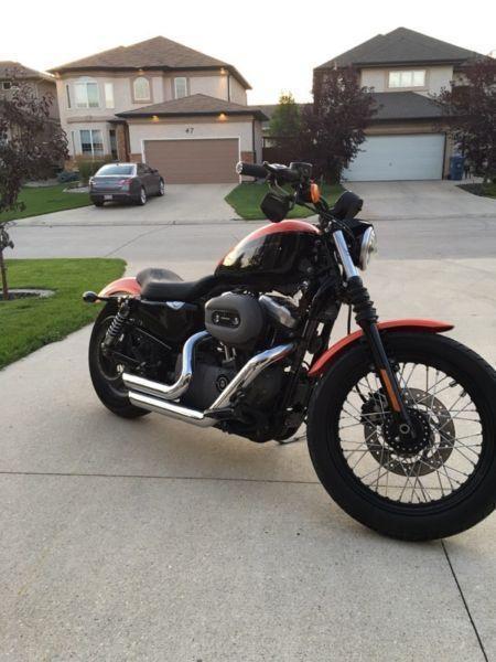 08 Harley Nightster