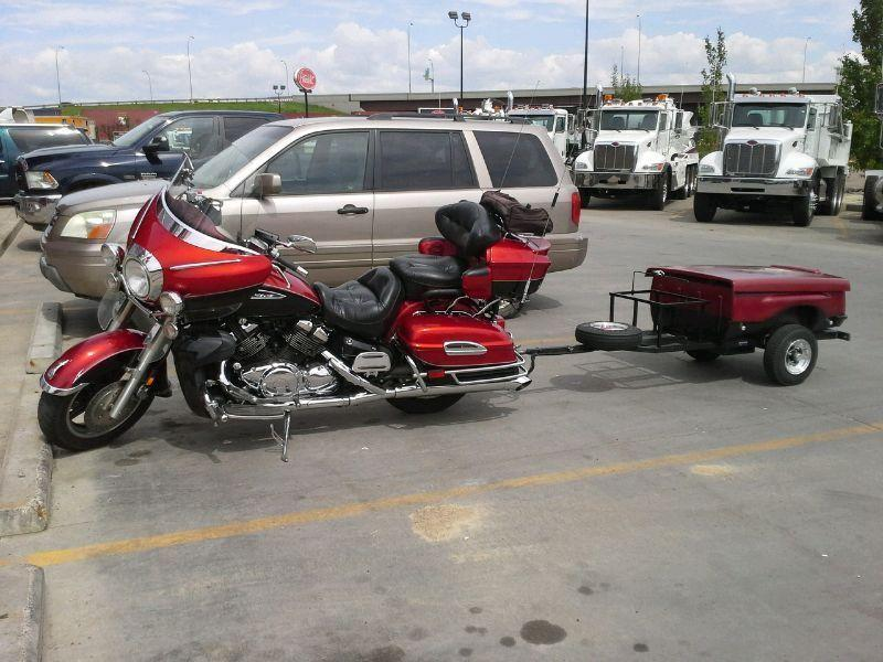 A Great Touring Classic set up